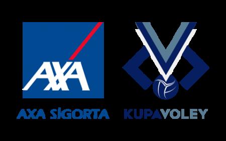 Axa Sigorta Kupavoley Logo